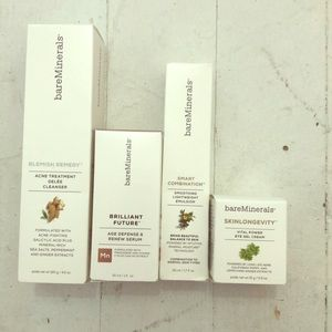 NEW bareminerlas skin care set